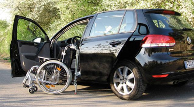 Behindertenfahrzeuge von Pankow Rehatechnik